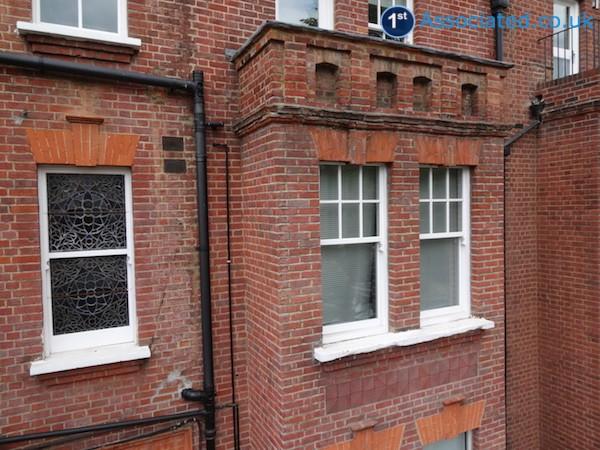 Repairs to brickwork